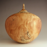 Honey Locust Cremation Urn