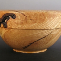 Deep Decorative Bowl - $100.00