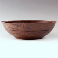 Medium Walnut Utility Bowl - $60.00