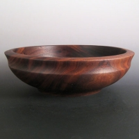 Medium Walnut Utility Bowl - $45.00