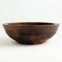 Dark Poplar Small Utility Bowl - $70.00