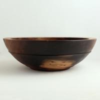 Dark Poplar Utility Bowl - $110.00