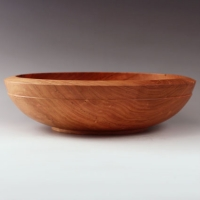 Medium Cherry Utility Bowl - $70.00