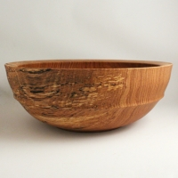 Quartersawn White Oak Utility Bowl - $140.00