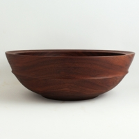 Black Walnut Utility Bowl - $110.00