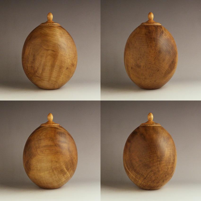 St. Pauls Magnolia Keepsake Urn, 55 ci - $300.00