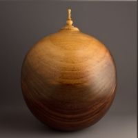 Individual Two Tone Cremation Urn, 220 ci - $1060.00