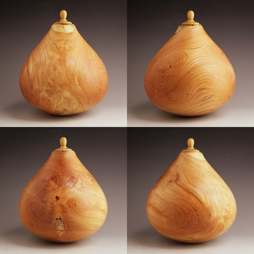 Honey Locust Cremation Urn, 165 ci - $670.00