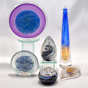 Glass Cremation Art - FireStudio