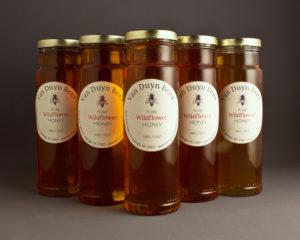 NC Wildflower Honey - Van Duyn Bees