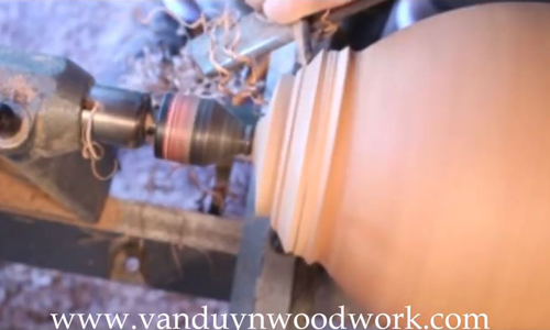 turning vessel bottoms