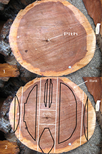How to Make a Wooden Bowl - Pith Wood